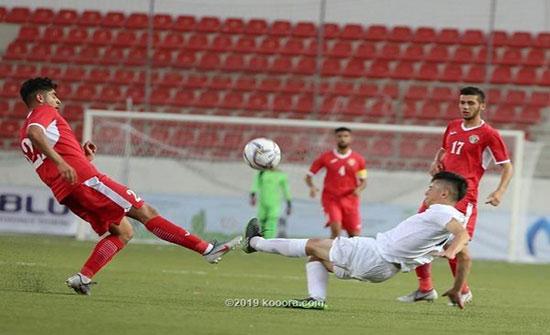 بالصور.. الأردن يهزم فلسطين في بطولة غرب آسيا للشباب
