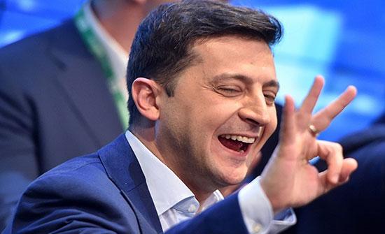 رئيس أوكرانيا : من يبلغ عن فاسد له %10 من الأموال المصادرة