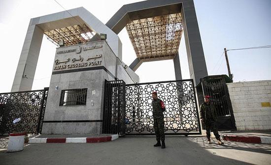فتح معبر رفح امام الحجاج بين غزة ومصر لـ4 ايام اعتبارا من يوم غد