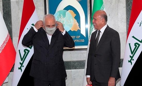 بغداد: مصلحتنا تفرض العمل لاستقرار المنطقة