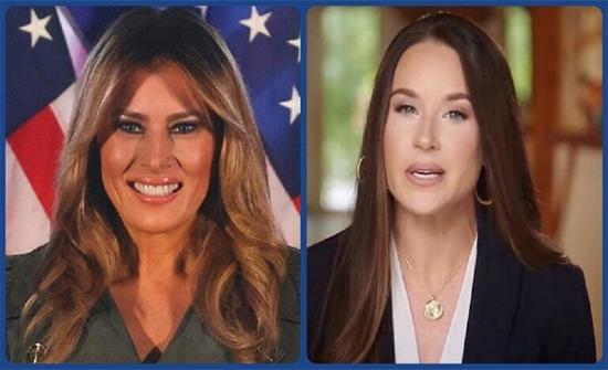 آشلي بايدن تعلق على رفض ميلانيا ترامب ترتيب جولة في البيت الأبيض