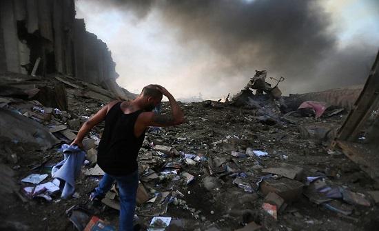 المخابرات الأميركية تلمح لاسباب انفجار بيروت