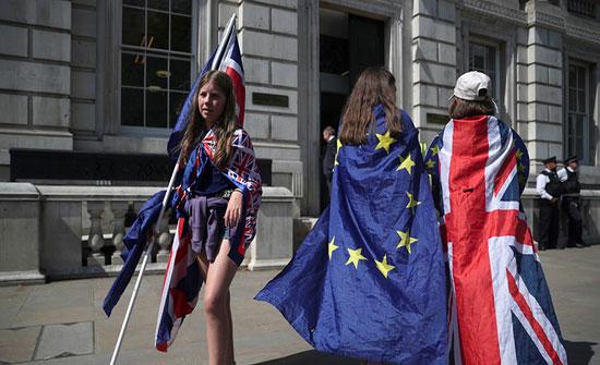 """أحزاب المعارضة في بريطانيا تتفق لمنع """"بريكست"""" بدون اتفاق"""