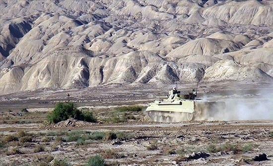 """بعد الهدنة.. """"الدفاع"""" الأذربيجانية تعلن صد هجوم أرميني"""