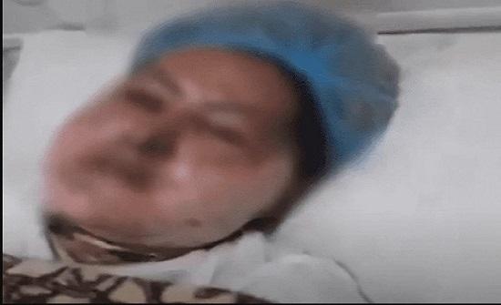 عربي يسكب البنزين على زوجته ويشعل النار أمام أطفالها