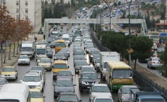 تحويلات مرورية على شارع الاستقلال