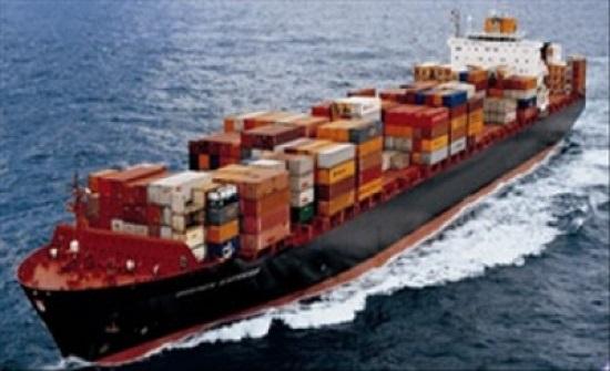 ارتفاع غير مسبوق على أجور الشحن البحري العالمية والأردن سيتأثر