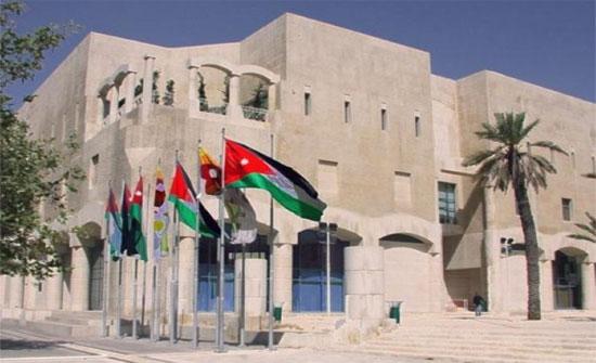 وفد بلدية الخليل يختتم زيارته لامانة عمان