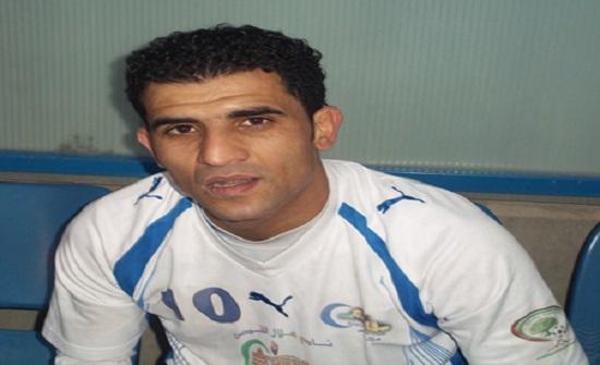 عمان تستضيف مباراة اعتزال لاعب منتخب فلسطين فادي لافي