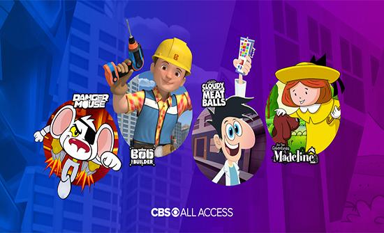«CBS» تهدد «+Disney».. وبرامج الأطفال ساحة نزال قادمة