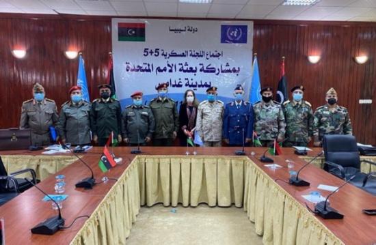 اللجنة العسكرية: لا نستطيع تأمين جلسة النواب في سرت