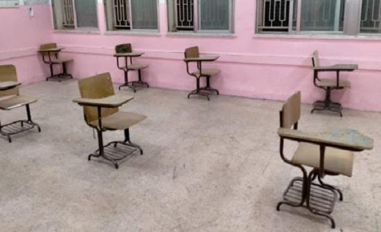 تعليق الدوام في عدد من مدارس الكرك
