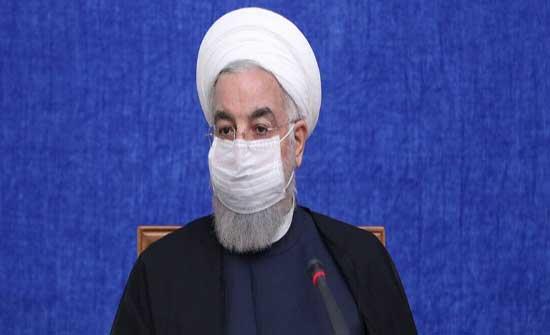 روحاني: الاعتراف الأميرکي بفشل الحظر وسياسة الضغط على إيران أكبر نجاح لنا