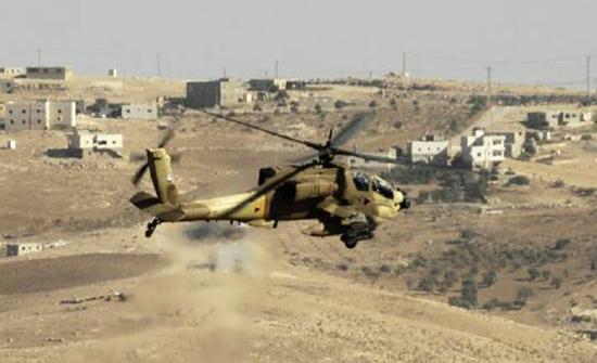 الجيش الإسرائيلي يقصف أهدافا تابعة للجيش السوري ويحمل دمشق المسؤولية