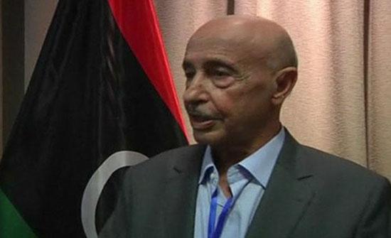 عقيلة صالح في الجزائر بزيارة مفاجئة للقاء تبون
