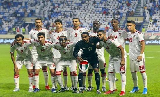هاتريك مبخوت يمنح الإمارات فوزًا سهلًا على اليمن