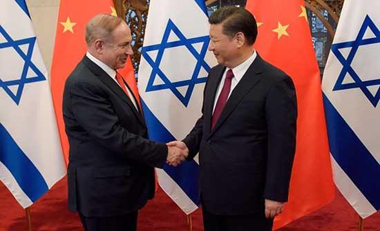 معهد إسرائيلي: التقارب مع الصين ضروري لاحتواء نفوذ إيران