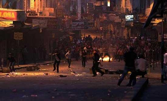 125 إصابة خلال مواجهات مع الاحتلال في مناطق مختلفة بالضفة الغربية