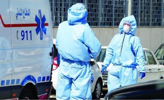 4940 اصابة جديدة بفيروس كورونا في الأردن