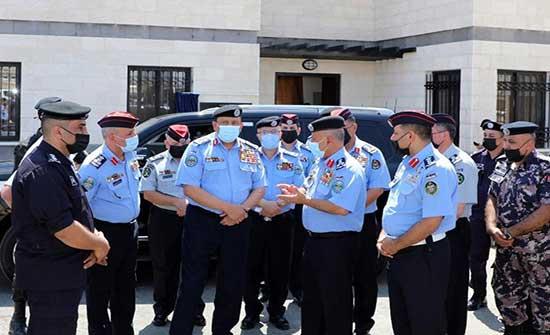 الحواتمة: مديرية الأمن العام مستمرة في مرحلة التحديث والتطوير