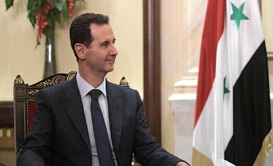 الرئاسة السورية: الأسد تعرّض لهبوط ضغط أثناء كلمته في البرلمان .. بالفيديو