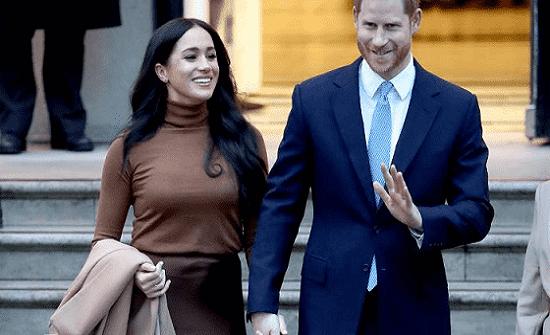 الأمير هاري يريد اعتذار العائلة المالكة من زوجته