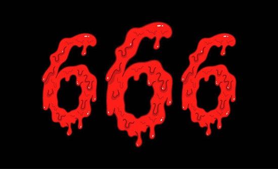 الرقم 666 الشيطاني.. احذر البحث عنه أو كتابته على جوجل