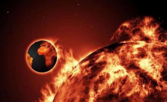 """""""دارسة"""" تكشف عن وقوع انفجارات كبيرة على الأرض.. وعلماء يتوقعون نتائج مدمرة!"""