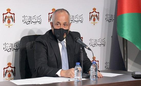 وزير الثقافة يهنئ الروائي جلال برجس بفوزه بالجائزة العالمية للرواية العربية 2021