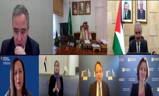 وزير الشباب يشارك بالمؤتمر الوزاري لمنطقة الشرق الأوسط وشمال إفريقيا