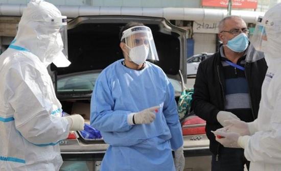 تسجيل 1677 اصابة جديدة بفيروس كورونا