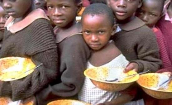 الأمم المتحدة تحذر: مليون طفل جائع في السودان