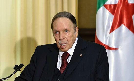 بوتفليقة يعلن ترشحه للرئاسة الجزائرية