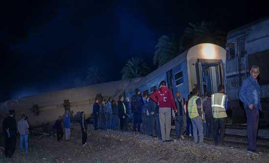 مصر..النيابة العامة تكشف عن النتائج الأولية في تحقيقات حادث قطار منيا القمح