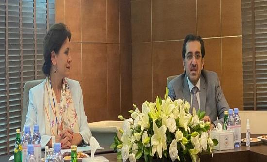 زواتي تدعو الشركة العربية للتعدين للاستفادة من الفرص الاستثمارية بالمملكة