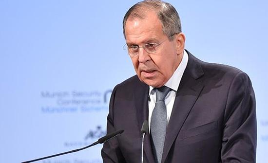 لافروف: روسيا تسعى لتطبيع العلاقات مع الاتحاد الأوروبي على أساس الاحترام المتبادل