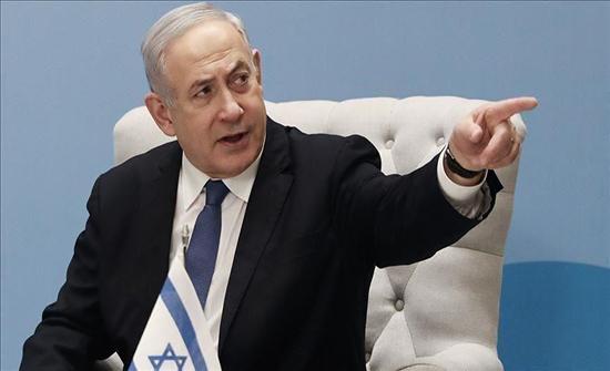 نتنياهو يتوجه إلى مقر وزارة الدفاع لإجراء مشاورات بشأن الحادث على الحدود مع لبنان