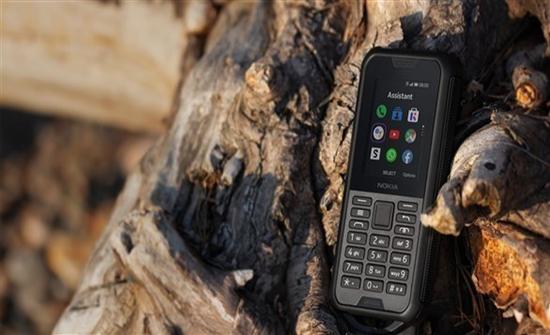 نوكيا 800 Tough .. هاتف للاستخدامات الشاقة