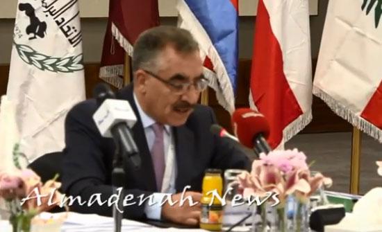 بالفيديو : الشوابكة يتلو التصريح الختامي لاجتماع  اللجنة التنفيذية في الاتحاد البرلماني العربي