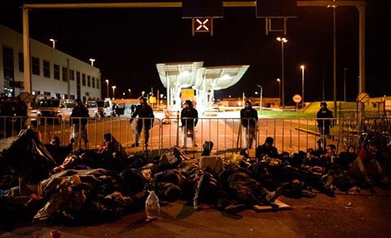"""""""العفو الدولية"""" توثق انتهاكات كرواتيا ضد طالبي اللجوء"""