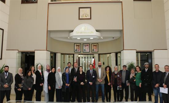 """""""الشرق الأوسط"""" تطلق أول ناد لفن الخطابة على مستوى الجامعات الأردنية"""