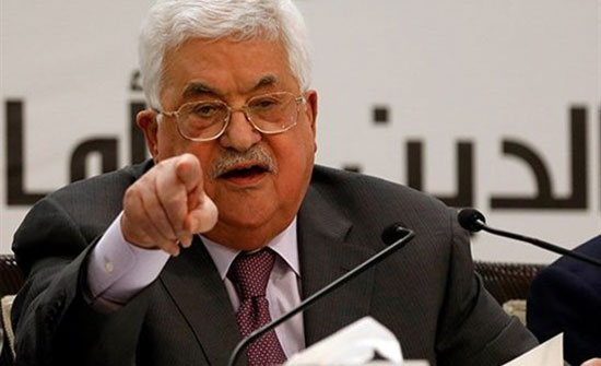 الرئيس: الاتفاقات مع إسرائيل ستنتهي اذا فرضت السيادة على الضفة