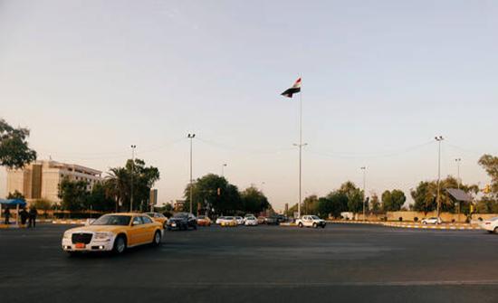 السفارة الأمريكية تجرب منظومة C-RAM الدفاعية في بغداد