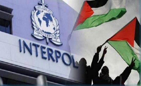 انتربول فلسطين يتسلم من الأردن مطلوباً للنيابة العامة