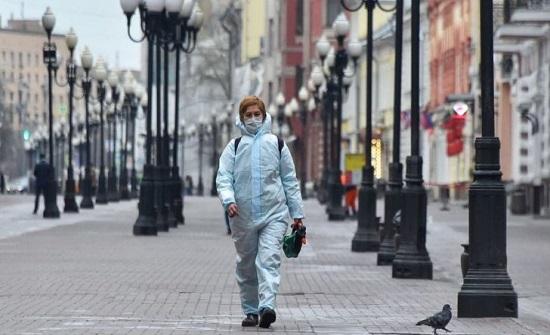 روسيا : تسجيل 161 وفاة و 5482 إصابة جديدة بفيروس كورونا