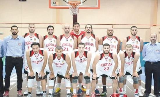 منتخب السلة يباشر تدريباته استعدادا لتصفيات كأس آسيا