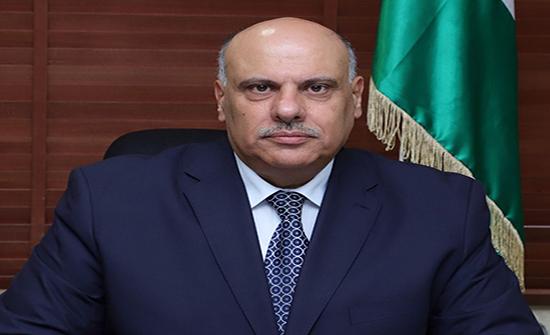 رئيس ديوان الخدمة المدنية يستقبل نظيره الفلسطيني