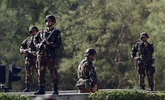 الجيش الجزائري يكشف عن كمية أسلحة قرب الشريط الحدودي الجنوبي مع النيجر
