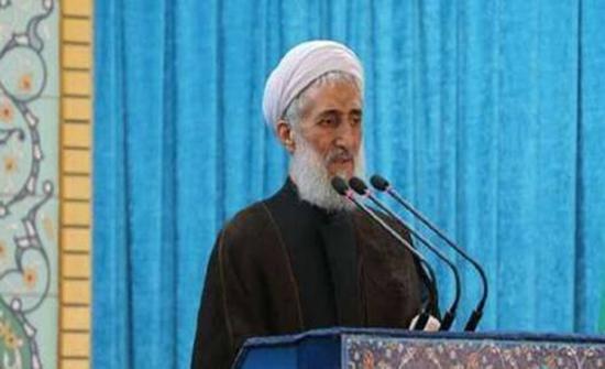 خطيب جمعة طهران: شعبنا أغلق باب التفاوض مع واشنطن إلى الأبد