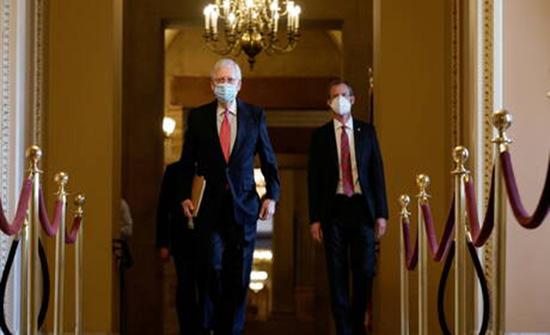 """مجلس الشيوخ يصوت على تجاوز """"فيتو"""" ترامب على الميزانية الدفاعية الأربعاء"""